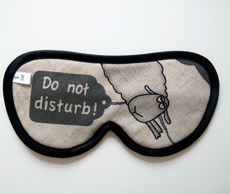 schlafbrille do not disturb